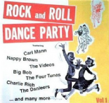 ROCK AND ROLL DANCE PARTY VOL 1 -  SUPERB 50s ROCK & ROLL COMPILATION CD
